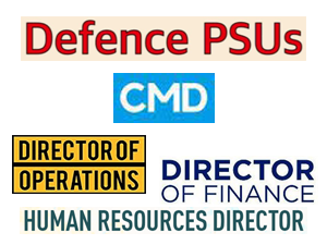 defence-psus-27-officers-appointed-as-cmd-and-director-in-various-dpsus