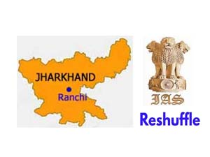 jharkhand-in-a-minor-reshuffle-six-ias-officers-get-new-responsibilities