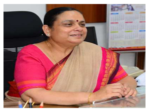 ex-haryana-cs-appointed-as-water-resources-authority-chairperson