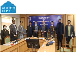 nbcc-signs-mou-with-housing-urban-affairs-ministry-for-fy-2020-21