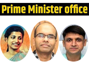 pmo-three-ias-officers-join-the-league-as-director-and-deputy-secretary