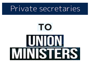nine-officers-appointed-as-ps-to-newly-inducted-union-ministers