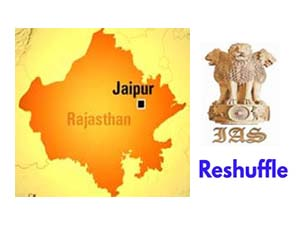 rajasthan-six-ias-and-an-ips-reshuffled-in-a-mid-night-administrative-shake-up