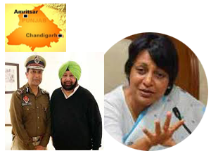 appointment-of-punjab-dgp-awaits-congress-high-command-s-approval